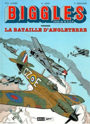 Une BD sur l'aviation - Page 2 Biggles4