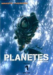 [Manga papier] [BD] Viendez là. Planetes1