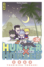 Hunter x Hunter Hunter_x_hunter20