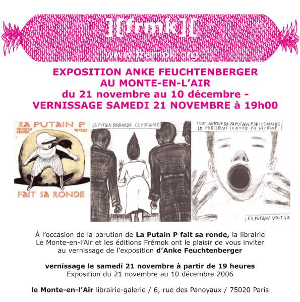 exposition Anke Feuchtenberger